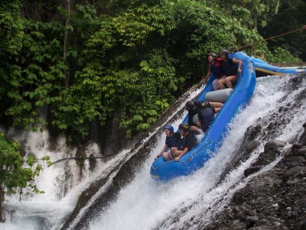 Rafting En Balsa Sobre El Rio Actopan Chicuasen Veracruz