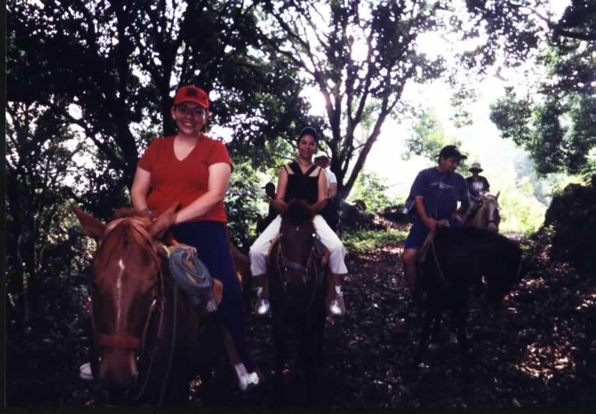 Cabalgata En El Rio Pescados Jalcomulco Veracruz Turismo De Aventura Rapidos de Veracruz