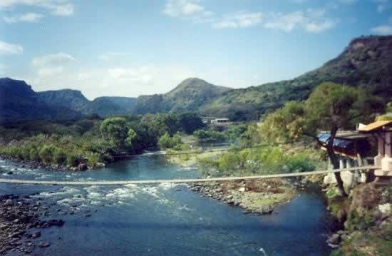 Rio Pescados Jalcomulco Veracruz